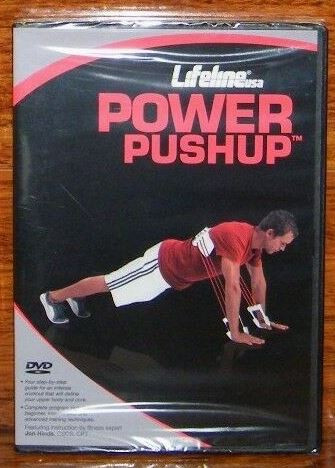DVD: Lifeline Power PushUp (SALE!)