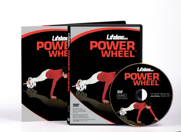 DVD: Lifeline Power Wheel (DVD)