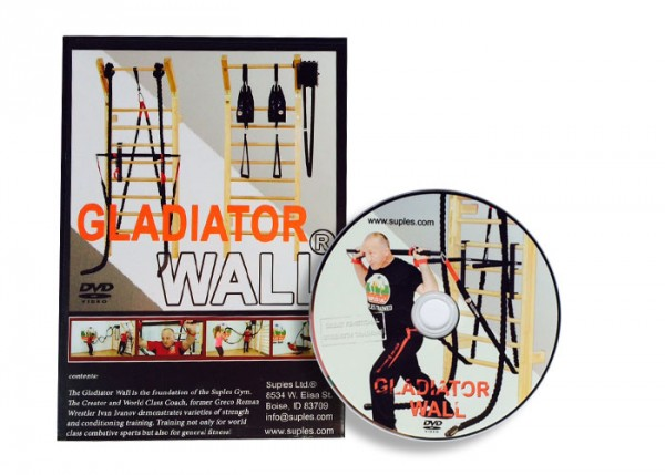 Gladiator Wall DVD (SALE!)