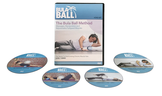 DVD: Bula Ball Massage (SALE!)