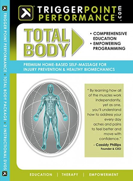 Performance Therapy - Total Body DVD (SALE!)
