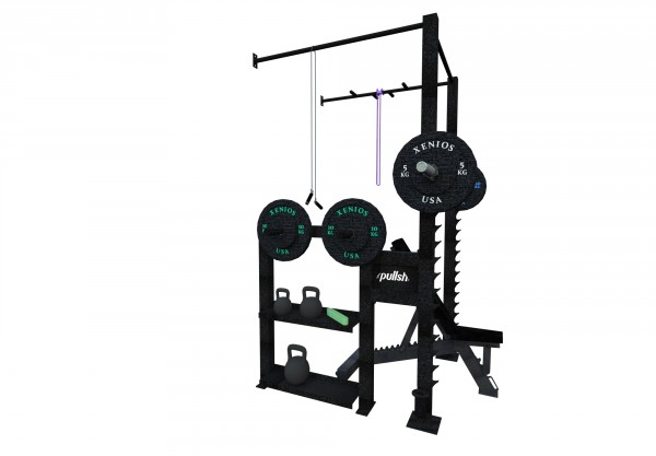 pullsh Home Gym Package
