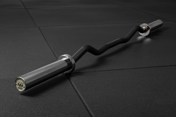 Xenios Chromed Olympic Curl Bar