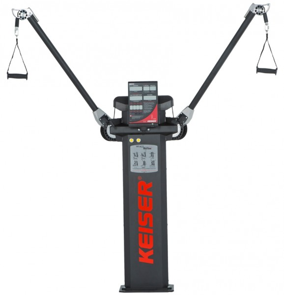 KEISER Functional Trainer mit Power Display