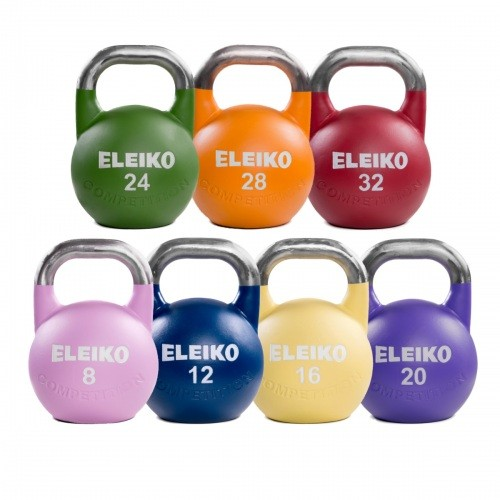 Eleiko Competition Kettlebell 18kg (SALE!)
