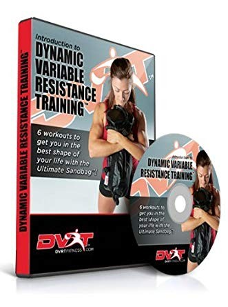 Sandbag Training: Introduction to Dynamic Variable Resistance Training DVD (SALE)