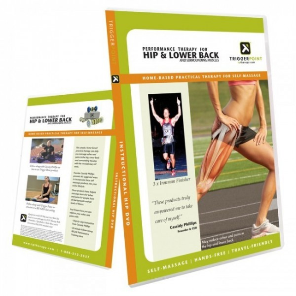 Performance Therapy for Hip & Lower Back DVD (SALE!)
