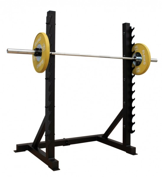 pullsh Squat Rack