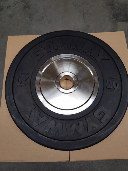 Gymway Competition Bumper Plate 20 kg (SALE!)