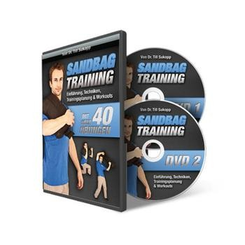 Sandbag Training - Einführung, Techniken, Trainingsplanung & Workouts DVD (SALE!)
