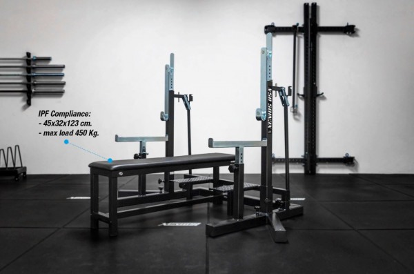 Xenios Powerlifting Competition Bench bei pullsh
